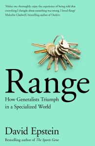 Range - how generalists triumph in a specialized world