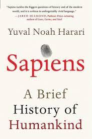 Sapiens by Yuval Noah